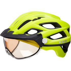 KED Covis Lite - Casque de vélo - jaune